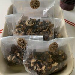 Image of Mushroom Popcorn bags