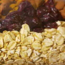 Image of Cranberry Almond Oatmeal