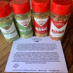 Image of Olde Virden's pepper blends
