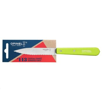 Image of Opinel Serrated Paring Knife