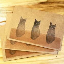 Image of Ramona Postcards, front
