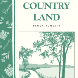 Image of the cover of Buying Country Land, by Peggy Tonseth