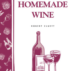 Image of the cover of Making Homemade Wine, by Robert Cluett