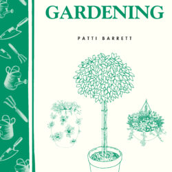 Image of the cover of Container Gardening, by Patti Barrett