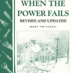 Image of the cover of What To Do When The Power Fails, by Mary Twitchell