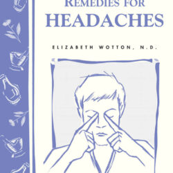 Image of the cover of Natural & Herbal Remedies for Headaches, by Elizabeth Wotton