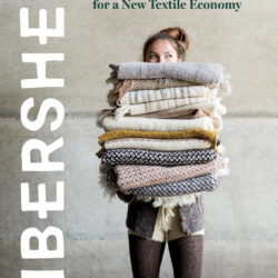 Image of the cover of the book Fibershed by Rebecca Burgess with Courtney White
