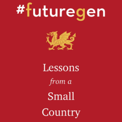 Image of the cover of the book #futuregen by Jane Davidson