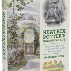 Image of the cover of Beatrix Potter's Gardening Life, by Marta McDowell