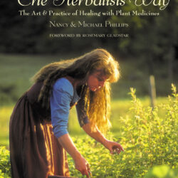 Image of the cover of the book The Herbalist's Way by Nancy and Michael Phillips