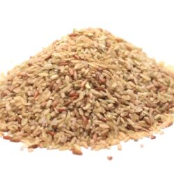 Image of a small heap of Volcano Rice