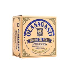 Image of the front of a package of Olasagasti Bonito del Norte