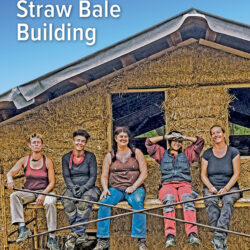 Image of the front cover of A Complete Guide to Straw Bale Building by Rikki Nitzkin & Maren Termens