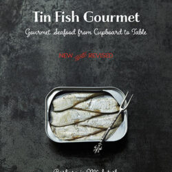 Image of the front cover of Tin Fish Gourmet by Barbara-jo McIntosh