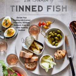 Image of the cover of The Magic of Tinned Fish, by Chris McDade