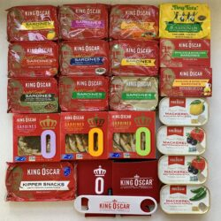 Image of the contents of the Combo Pack: King Oscar One Stop Shop